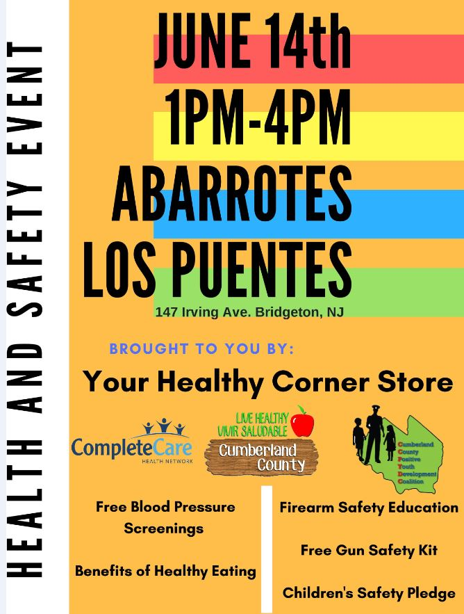 Corner Store June 14