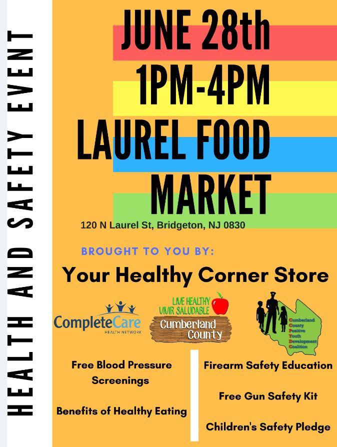 Corner Store June 28