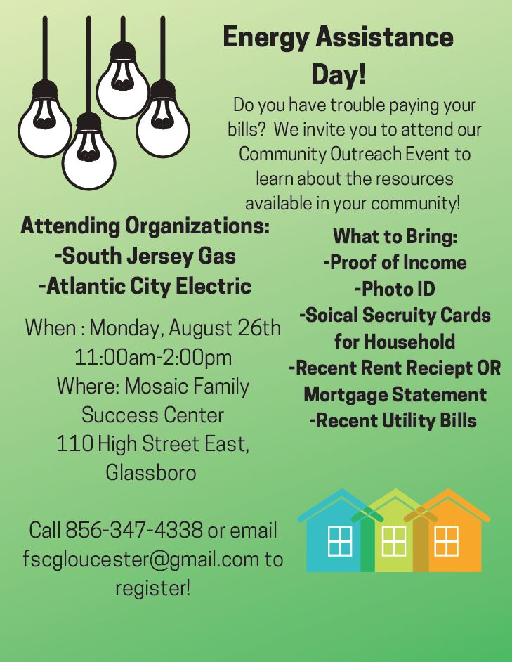 Energy Assistance Day