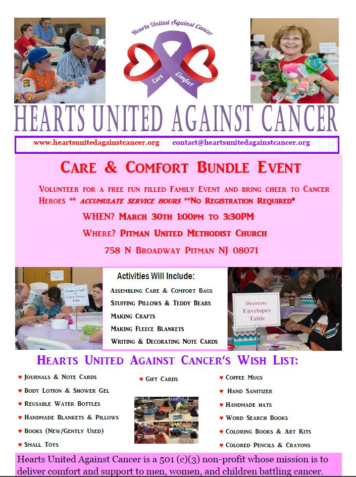 Hearts Against Cancer