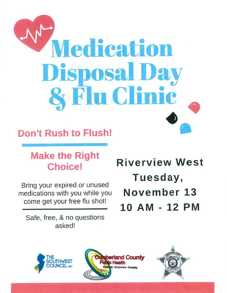 Med Disposal day
