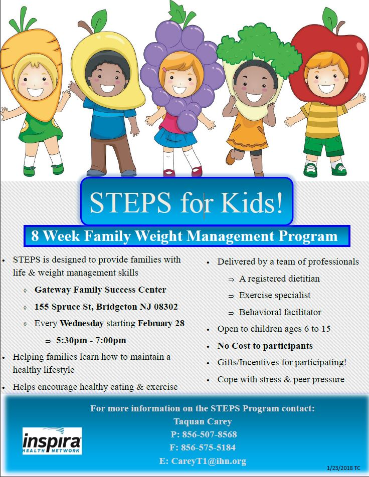 STEPS Program Feb 2018
