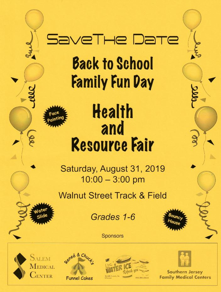 Salem Back to School Bash 2019