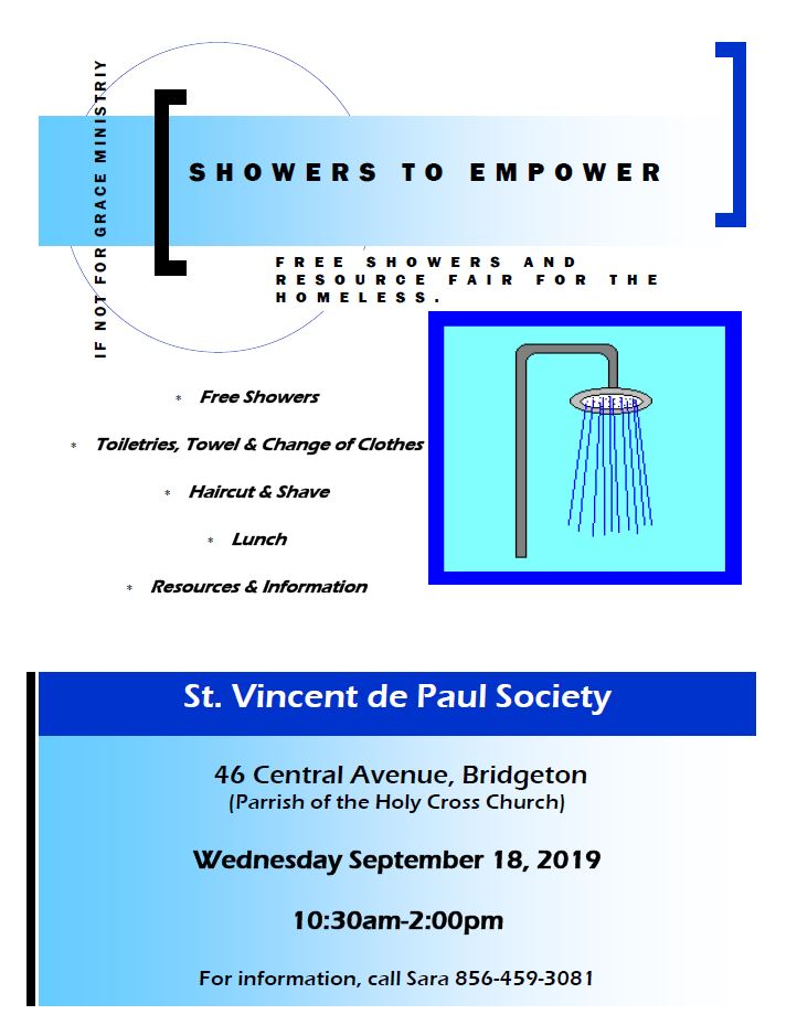 Showers to Empower 9-18