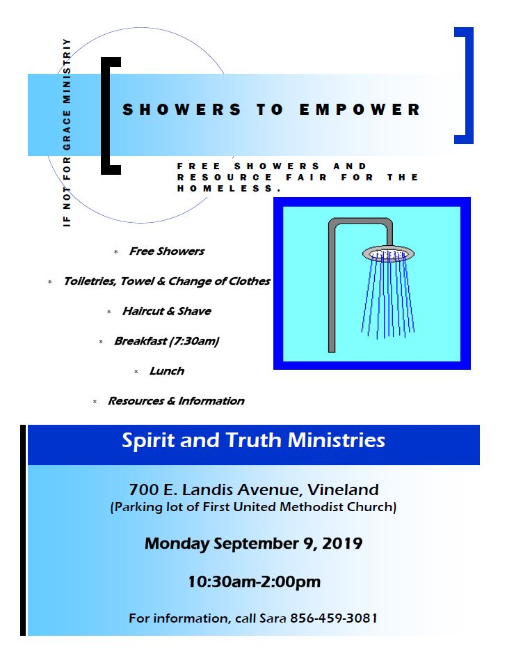 Showers to Empower 9-9