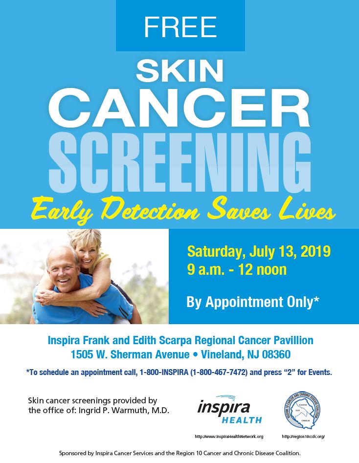 Skin Cancer Screening 2019