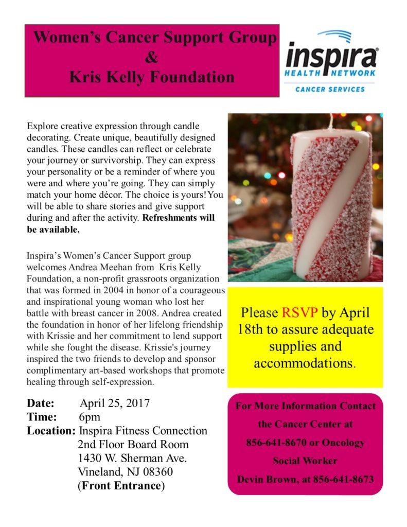 WCSG 4-25-17 KrisKellyFoundation